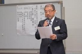 岡本会長の挨拶